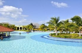 Win 3 all-inclusive vacation packages for 2 in Cayo Santa Maria, Cuba