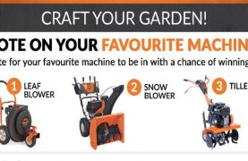 Win a Snowblower from Columbia