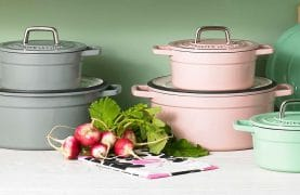 WIN a 6-quart enameled cast iron Dutch Oven