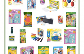 WIN this Crayola bundle (over $180 value)