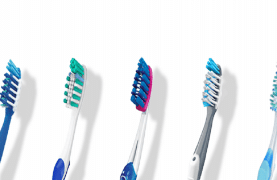 Get 2 FREE Oral-B Manual Toothbrushes brushes