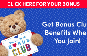 Free Build a Bear Bonus Club Member