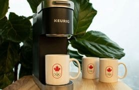 WIN a K-Mini Plus Single Serve Coffee Maker