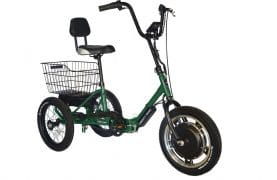 WIN an Electric Liberty Trike