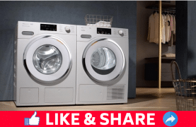 Win a Miele Washer & Dryer Set