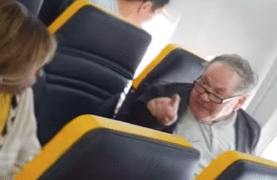 "Racist Ryanair passenger finds it ""intolerable"" to have a black woman next door"