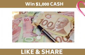 Tasty Rewards : Win $1,000 CASH