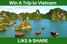 Win A Trip to Vietnam