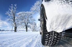 WIN New Winter Tires!