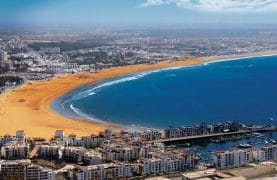 WIN 15 days vacation for 2 in Agadir Morocco ($ 9000)
