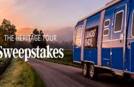 WIN an Airstream Camping Trip valued $3,300