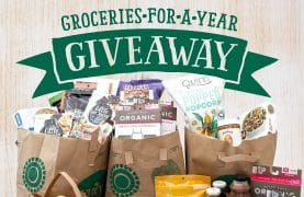 $ 22500 worth of groceries at Maxi to WIN