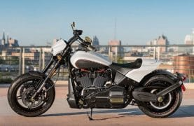 WIN a Harley-Davidson FXDR 114 Motorcycle of $ 20000