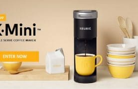 WIN 1 of 100 $50 Keurig Gift Cards