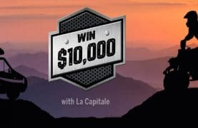 WIN a $ 10,000 for a recreational vehicle