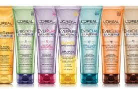 WIN 1 Year of L'Oreal Ever Hair Care Products