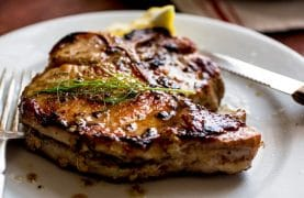 Easy Recipe: Pork Chops with 3 Ingredients