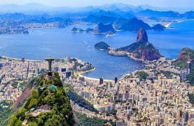 WIN a trip for 2 to Rio de Janeiro (all expenses paid!)