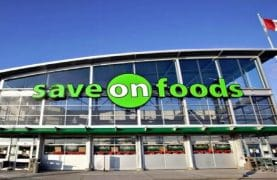 WIN a $100 Save On Foods Gift Card