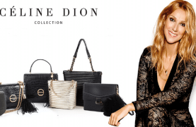 15 handbags signed by Celine Dion Collection to WIN
