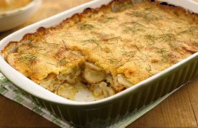 Super Tasty chicken gratin recipe!