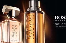 FREE samples of The Scent by Hugo Boss