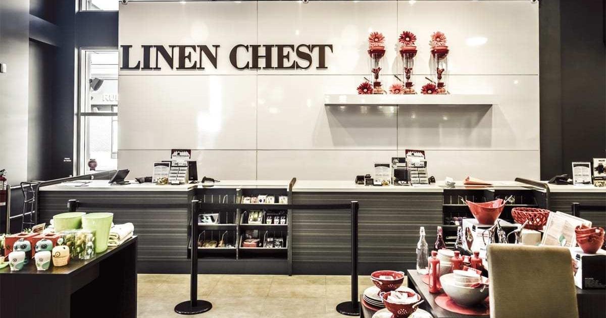 linen chest gift card