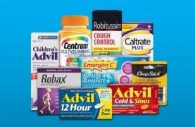 Save up to $10 on Pfizer products