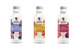 Get Organic Meadow yogurt smoothie for FREE