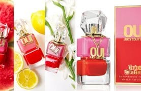 FREE samples of OUI Juicy Couture eau de parfum