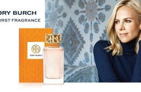 Claim FREE samples of Tory Burch signature fragrance
