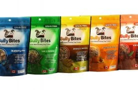 WIN 1 year's supply of dog treats