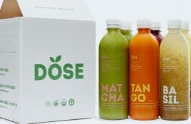 WIN a 3 months' supply of Dose Juice & smoothies