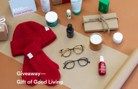 WIN a $1,200 package from Frank and Oak & L'Oréal