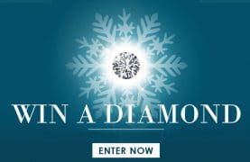 WIN a $4,000 diamond from Ann-Louise Jewellers