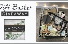 WIN a $150 Ah Naturel Gift Basket