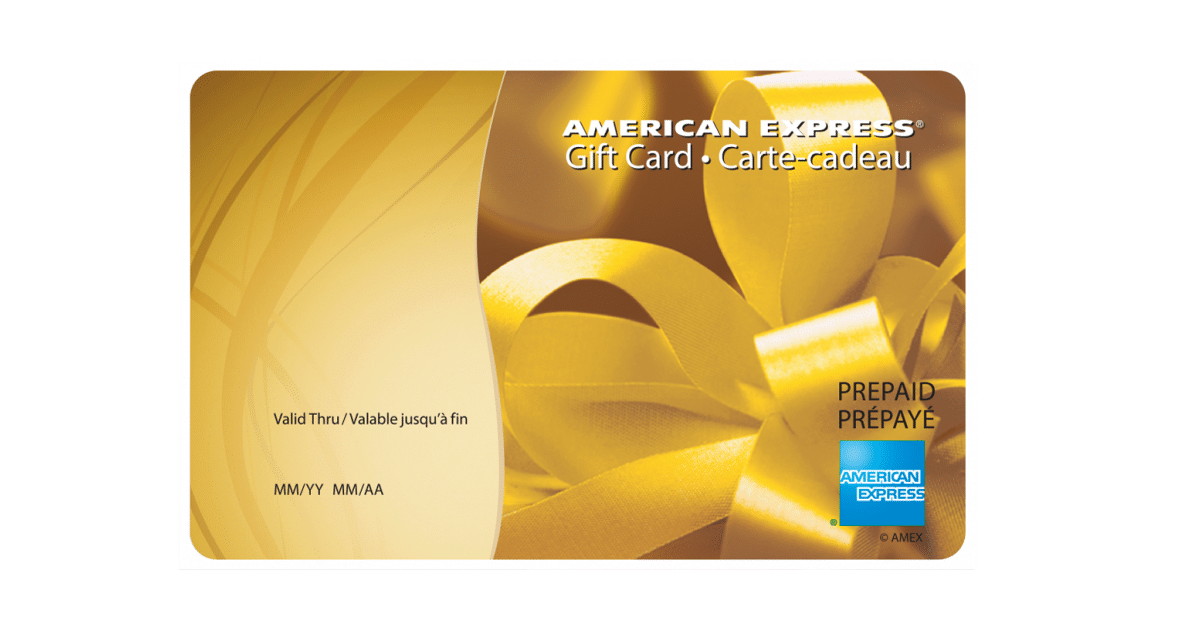 win american express gift card