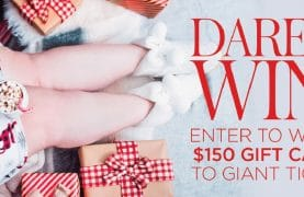 WIN a $150 Giant Tiger gift card