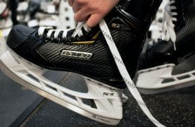 WIN a pair of Bauer Supreme S27 hockey skates