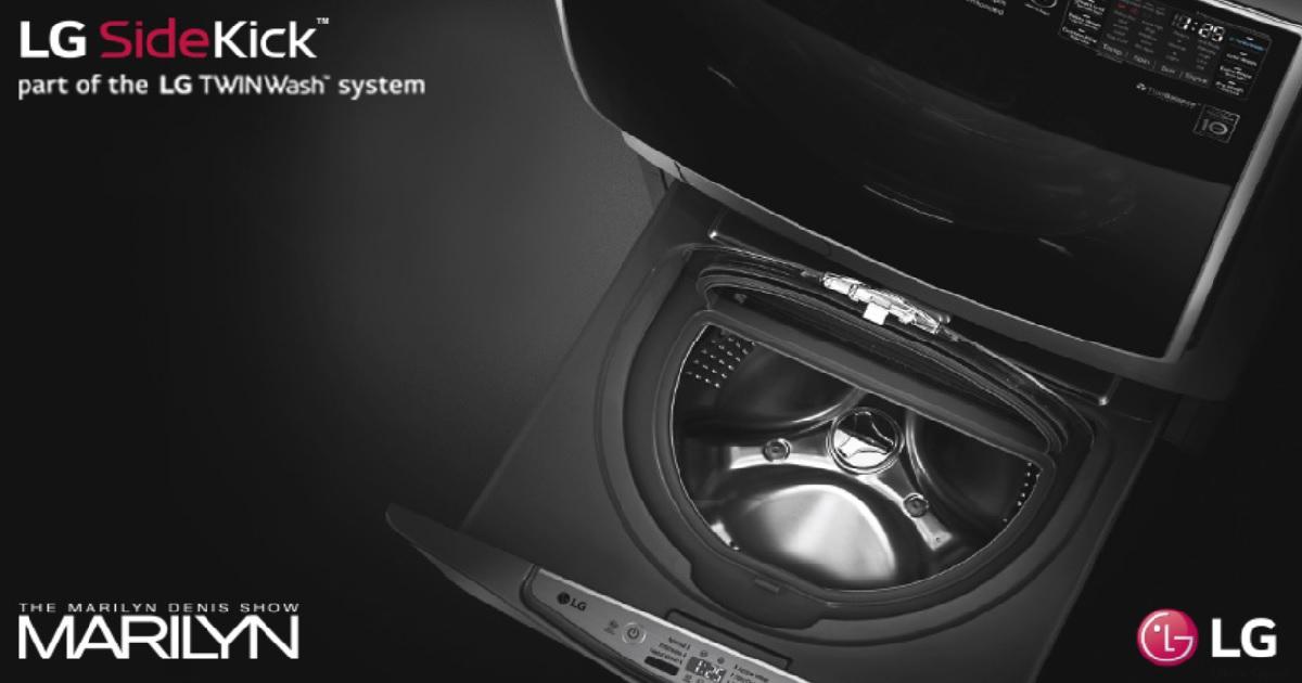 win lg twin wash machine dryer