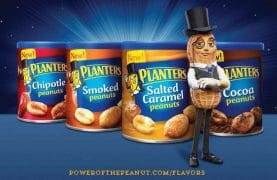 Win 1 of 3 $1,000 Mr. Peanut Shopping Sprees