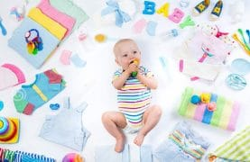 WIN a $2,500 Shopping Spree for your baby