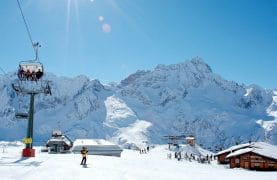 WIN a Ski trip for 2 to Italy