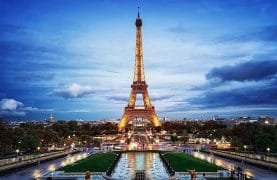 WIN a $7,000 trip for 2 to Paris & more