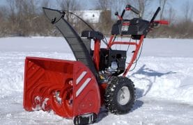 WIN a Troy-Bilt snowblower worth $999