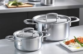 WIN a $1,950 Zwilling 10 pieces cookware set