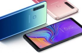 1 Samsung Galaxy A9 to be won