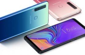 1 Samsung Galaxy A9 to be won