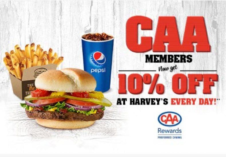 Harveys coupon canada