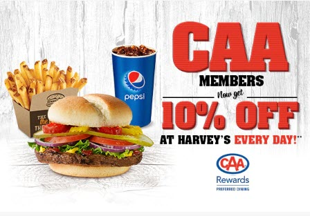 Harveys coupon canada
